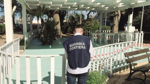 sequestro strutture mazara, Trapani, Cronaca