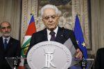 """Mattarella: """"Magistrati soggetti solo alla legge, non ai media"""""""