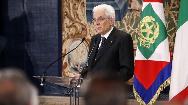 decreto sicurezza bis, migranti, Sergio Mattarella, Sicilia, Politica