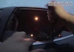 Il video del salvataggio della polizia del Texas, negli Usa