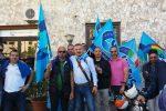 Stipendio arretrato, protestano a Palermo i dipendenti della Ksm