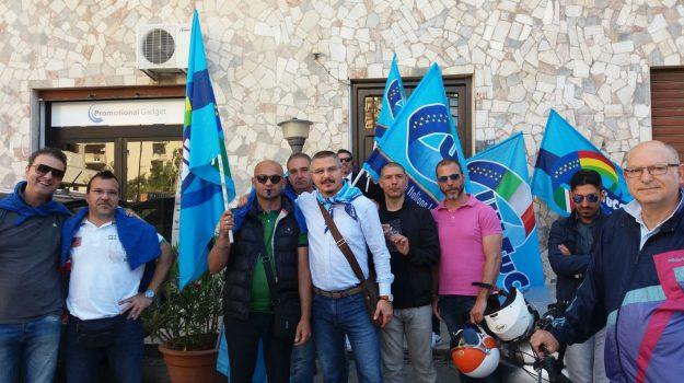 protesta ksm, Palermo, Economia