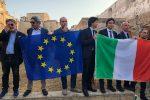 Manifestazioni di solidarietà in tutta Italia per Mattarella, sit-in alla Fonderia a Palermo