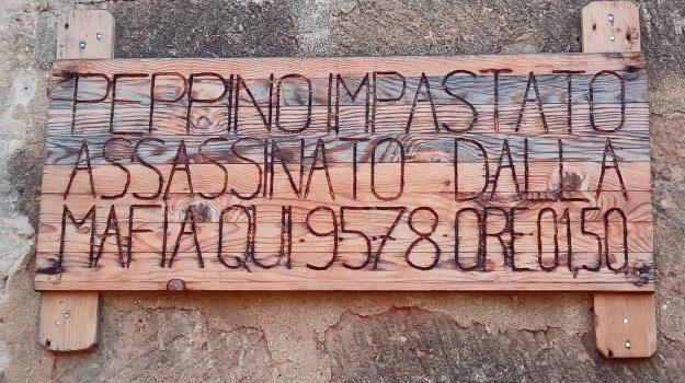 Cinisi, Peppino Impastato, Palermo, Cronaca