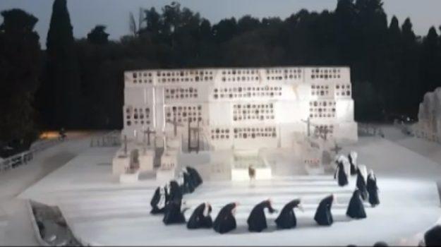 """Siracusa, """"Eracle"""" di Emma Dante apre la nuova stagione al Teatro Greco"""