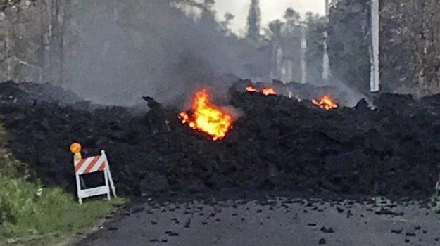 terremoto hawaii, Sicilia, Mondo
