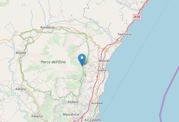 Diverse scosse di terremoto al sud, la più intensa di M 3.1