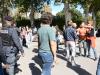 Il blitz a Ballarò, tensioni davanti alla squadra mobile di Palermo dopo l'uscita degli arrestati