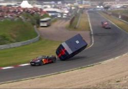 I due piloti di Formula Uno si sono affrontati sul circuito olandese di Zandvoort