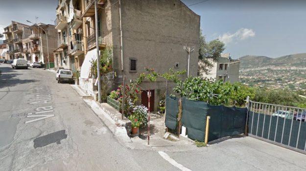 incendio villaciambra, Palermo, Cronaca