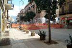 Collettore fognario a Palermo, si sblocca il cantiere di via Roma: gli operai tornano al lavoro