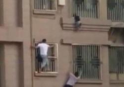 È successo in un condominio a Fujian, in Cina