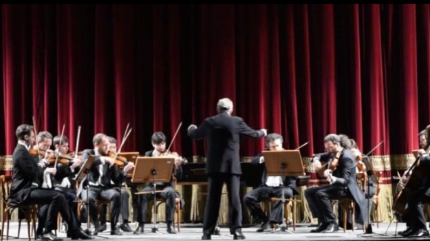 concerto politeama, Shlomo Mintz, Palermo, Cultura
