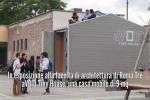 Si chiama Avoid Tiny House il progetto di mini casa su ruote del giovane architetto italiano Leonardo Di Chiara