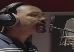 Will Smith torna in sala prove
