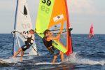 A Mondello torna la competizione: spazio alla regata nazionale della classe windsurfer