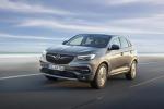 Opel, Grandland X premiato con l'Off Road Award 2018