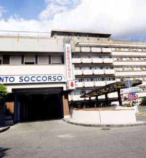Il Policlinico di Messina, dove è ricoverato il piccolo