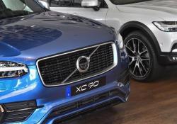 Auto:Volvo apre primo impianto Usa,per veicoli elettrificati