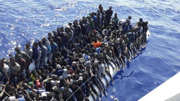 naufragio libia, Sicilia, Mondo