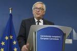 Migranti: Juncker convoca vertice informale domenica
