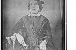 L'immagine di donna che era impressa su un dagherrotipo, ricostruita dai ricercatori della Western University (fonte: Western University)
