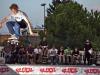 E Palazzo Grassi diventa pista da skateboard