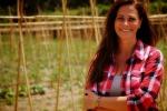 imprenditrice agricola Arianna Vulpiani (foto Biofarm)