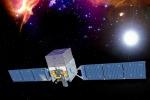 Rappresentazione artistica del satellite Fermi (fonte: NASA/Goddard Space Flight Center)