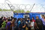 Ungheria chiude ai migranti, lo stop in Costituzione
