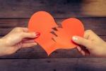 Studio per risollevarsi dopo la fine di un amore