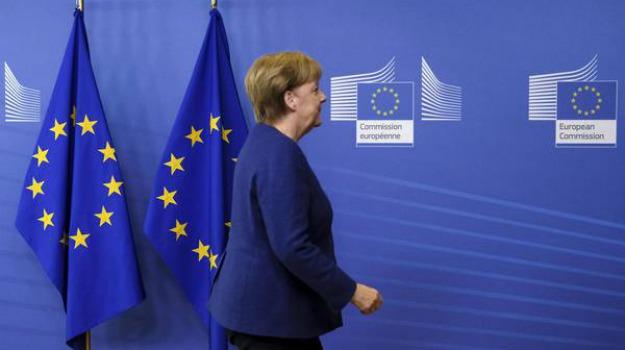 Germania Assia Elezioni, Angela Merkel, Sicilia, Mondo
