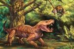 L'antenato dei mammiferi Gorynychus masyutinae era un carnivoro grande quanto un lupo (fonte: Matt Celeskey)