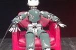 Il robot iCub al Festival dell'Economia di Trento (fonte: IIT)