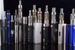 Diversi tipi di sigarette elettroniche (fonte: Ecig Click)