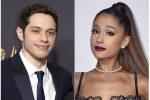 E' ufficiale, Ariana Grande e Pete Davidson sono fidanzati: la conferma in diretta tv