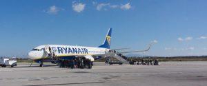 Aeroporto di Trapani, annunciate altre due rotte Ryanair