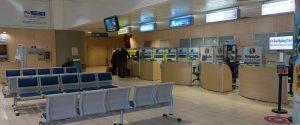 L'aeroporto di Trapani Birgi