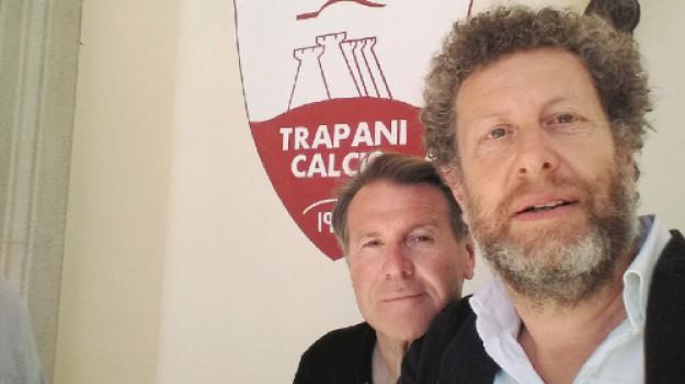cessione trapani calcio, trapani calcio, Trapani, Qui Trapani