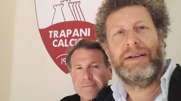 trapani calcio, angelo todaro, Trapani, Qui Trapani