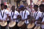 Amore, accoglienza e pace: corteo in musica a Palermo
