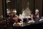A tavola tra nobili signori... porcellane e cristalli in mostra a palazzo Bonocore di Palermo