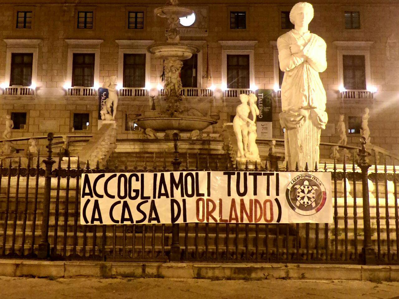 Furia Orlando su Salvini