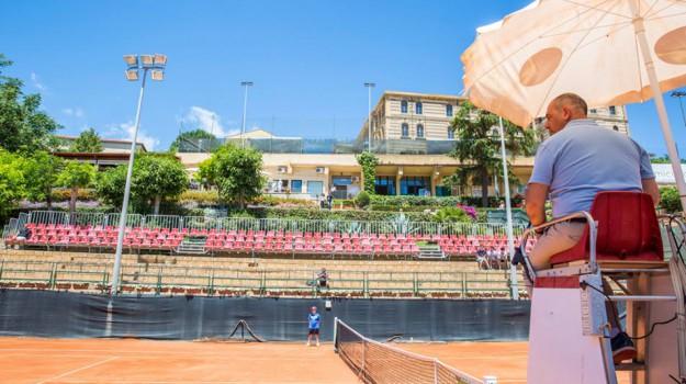 challenger caltanissetta, circolo tennis villa amedeo, Torneo tennis Caltanissetta, Claudio Miccichè, Giovanni Ruvolo, Ivano Acquilina, Piero Ribaudo, Caltanissetta, Sport