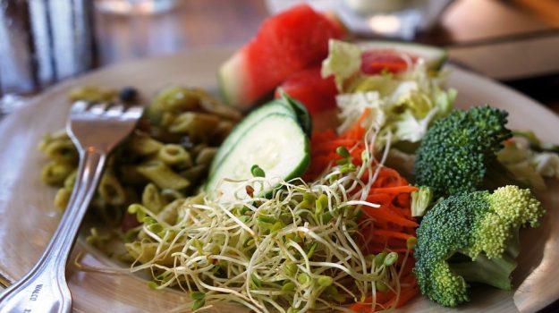 dieta vegana italiani, Sicilia, Società