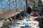 """Discarica in via Ximenes a Palermo: """"Cattivi odori, insetti e topi: situazione insopportabile"""""""