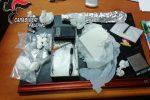 Droga, 600 grammi di cocaina in casa: giovane arrestato per spaccio a Palermo