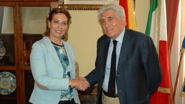 libero consorzio agrigento, Caterina Maria Moricca, Agrigento, Politica
