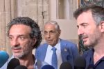 """Direttori artistici di """"Fuoricinema"""", Ficarra e Picone presentano la kermesse a Palermo"""