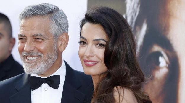 forbes attori più pagati, George Clooney, Sicilia, Società